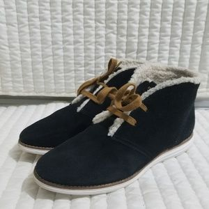 Cole Haan Øriginal Grand Shearling Chukka Boots